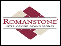 Romanstone Interlocking Paver Hardscape Products