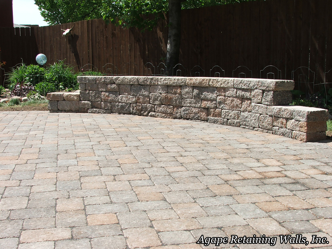 Agape Paver Pictures 2