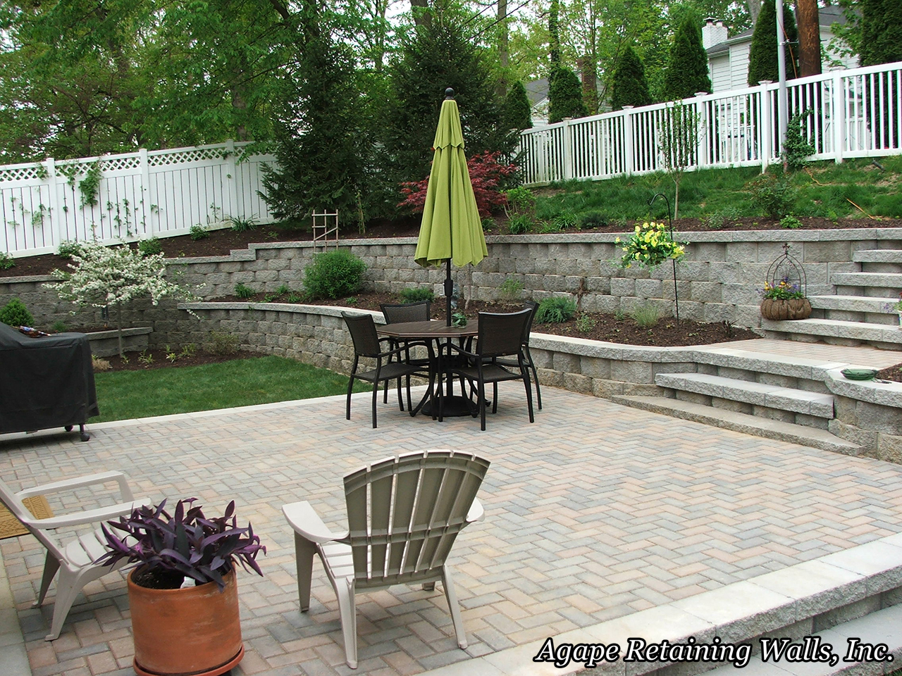 Agape Paver Pictures 3