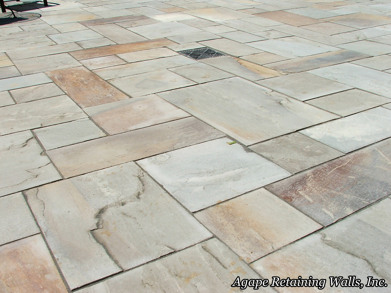 Natural Stone Pavers : Agape paver pictures