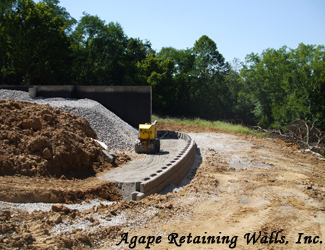 Agape Retaining Walls Inc Before And After 4